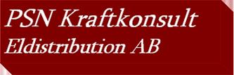 PSN Kraftkonsult Eldistribution AB
